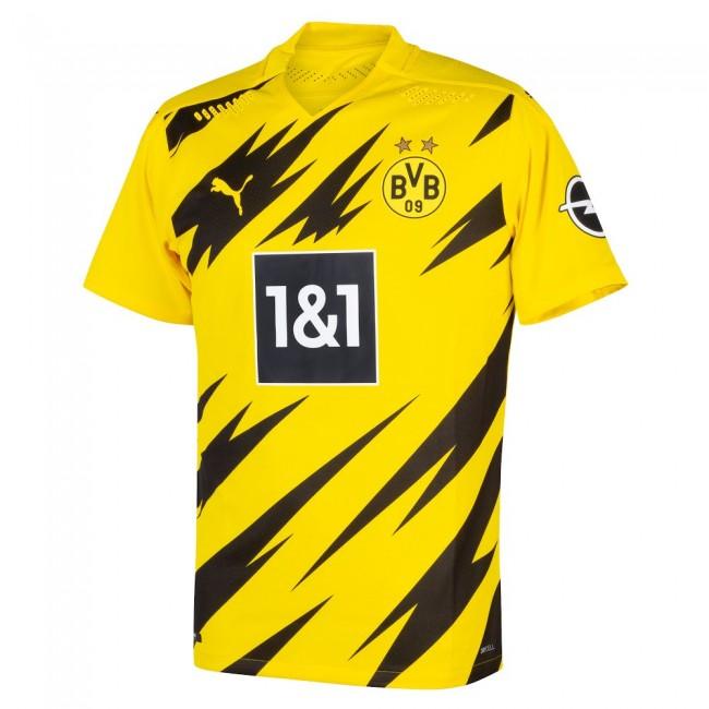 Camiseta Borussia Dortmund Local 2020-2021 Versión Jugador ...